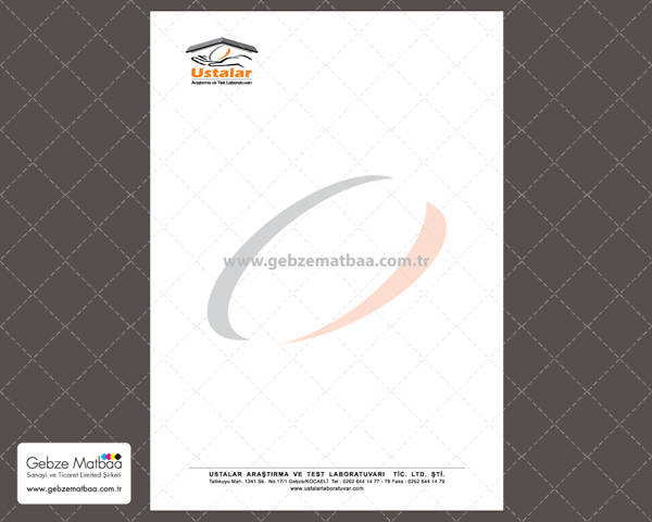 Antetli Kağıt